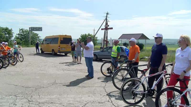 LIVE: Велопробег в Чадыр-Лунге ко Дню города