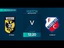 AFL19. Netherlands. Eredivisie. Day 19. Vitesse - Utrecht.