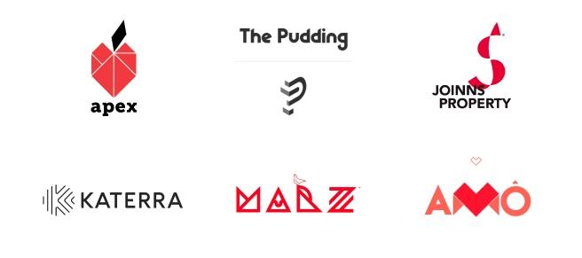 Тренды 2020 года в дизайне логотипов