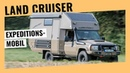 Toyota XXL-World Cruiser 4 im Test 👉 Land Cruiser Luxus pur.