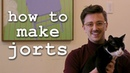 How to make jorts | bdg