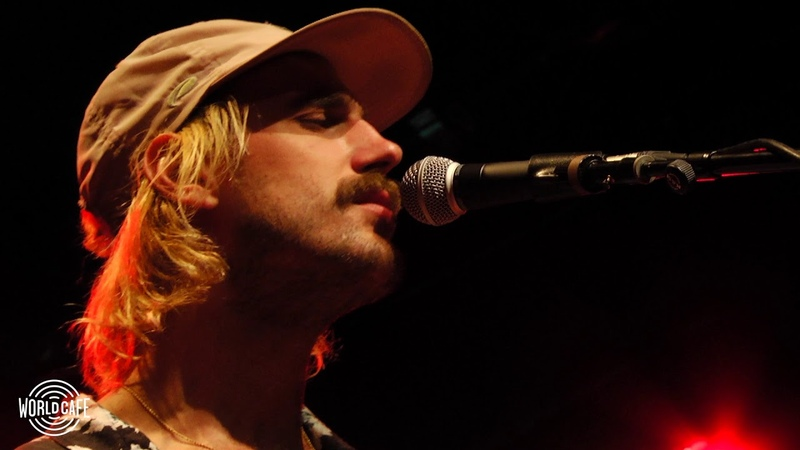 Rayland_Baxter - Yellow Eyes (Recorded Live for World Cafe)