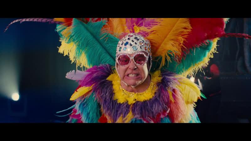 Elton John - Sacrifice (FuzzDead Reboot) (Kingsman.The Golden Circle) A.Ushakov