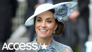 Kate Middleton Goes For Flower Power At Royal Ascot – See All The Chic Looks! | Access