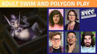 Adult Swim and Polygon play 'Tigtone & the Never-Stopping Prophecy' tabletop