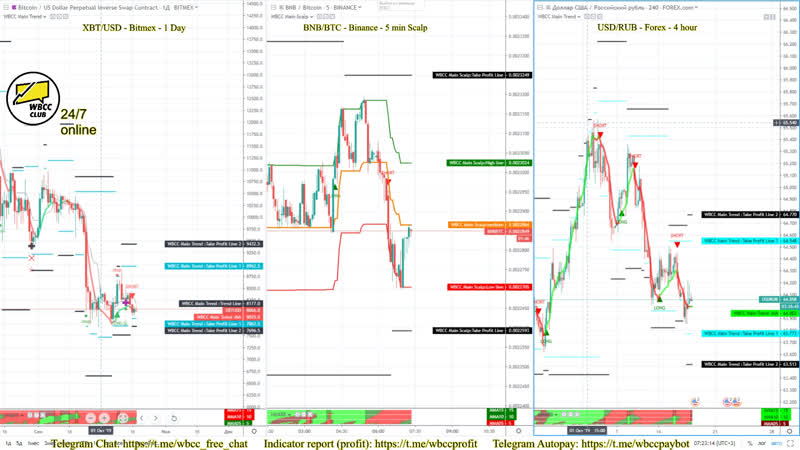 24 7 WBCC Trend and Scalp Indicators Cryptocurrency Forex and Equity Markets