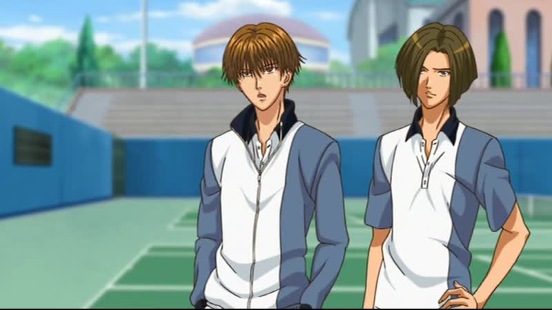 Tennis no Ouji sama Pair Prince 06 Raw