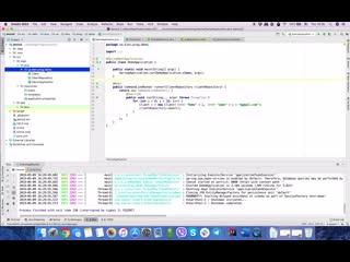Создание веб приложения на Java + Spring Boot