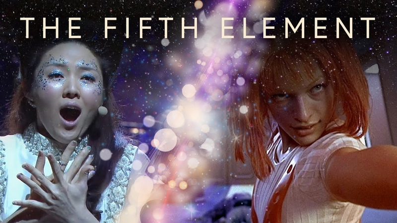 The Fifth Element - DIVA DANCE The Danish National Symphony Orchestra feat. Jihye Kim (Live)