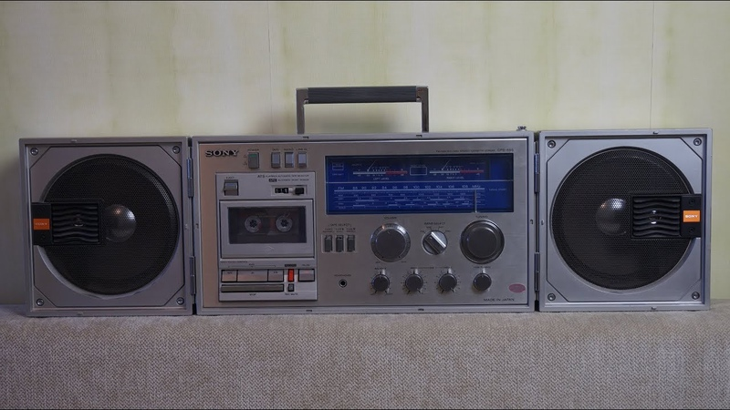 Sony CFS-88S. Триптих