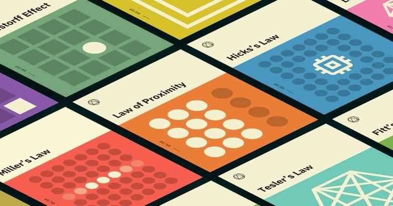 Законы дизайна интерфейсов
