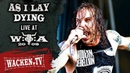 As I Lay Dying - Within Destruction - Live at Wacken Open Air 2008