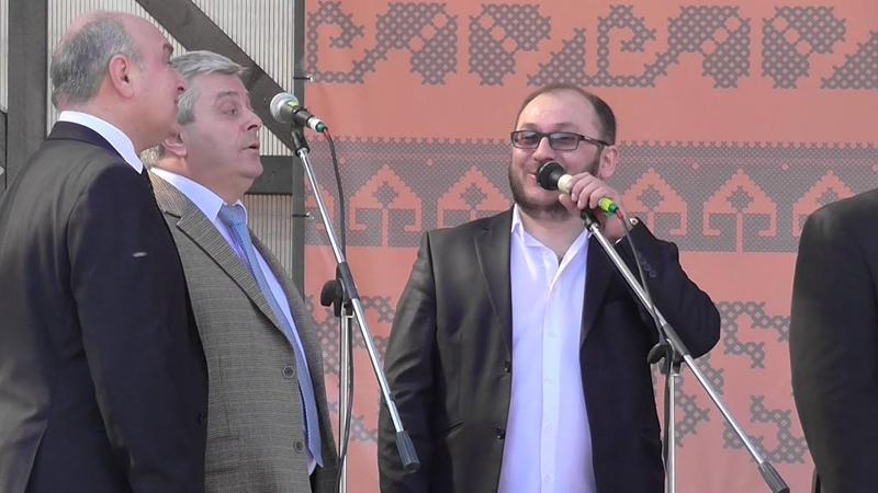 Сулико. Грузинский мужской хор Диэло, Акапелла, Музеон, 12 апреля. A cappella Georgian style 00107