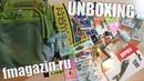 Unboxing с Fmagazin ru Новая сумка, микро-колебалки, крючки и кусачки