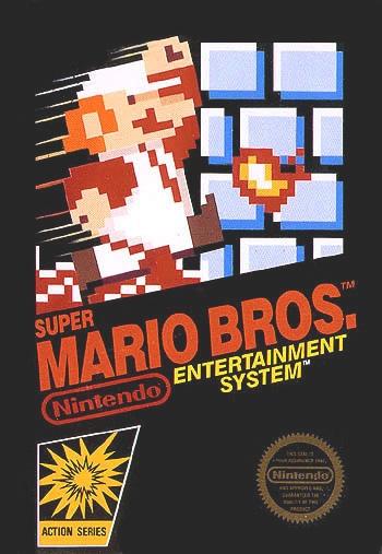 фото Super Mario Bros.