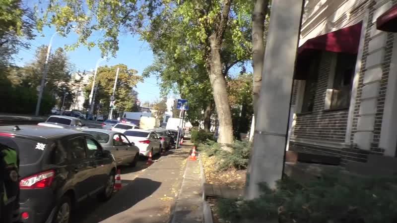 Краснодар Граждане изгнали парковщика и отжали стоянку у блатных