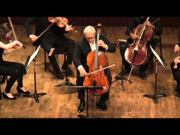 David Geringas - Anatolijus Senderovas - David's Song for Cello and String Quartet