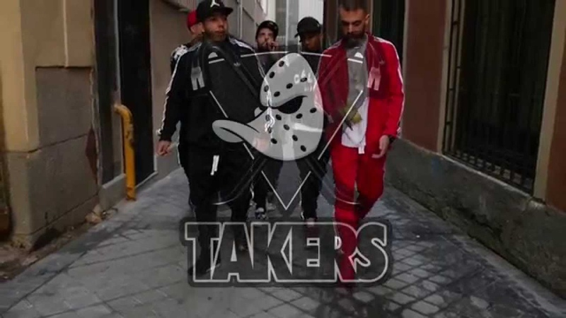 TAKERS · RUN DMC