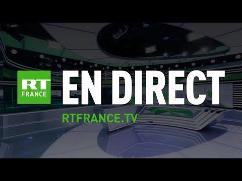 Rouen : les pompiers se battent contre un important incendie dans une usine