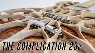 Making a CRAZY Custom Guitar - the Most Complex electric Guitar Ever? Full Build pt 2