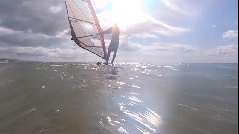 September windsurfing
