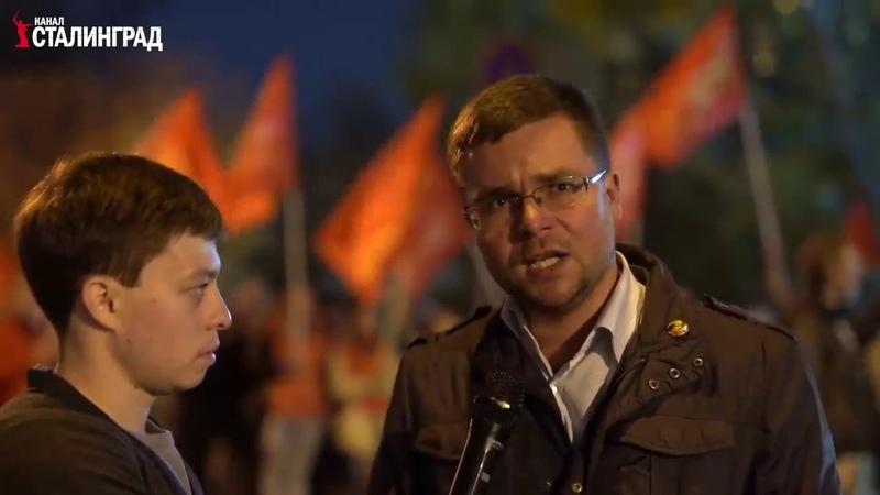 Рузанов Поражение защитников Конституции привело к торжеству бесчеловечного либерального проекта
