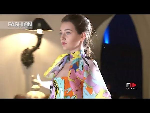 ENRICO COVERI PREMIO MODA 2019 Matera Fashion Channel