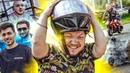 Краш тест мотоцикла с Командой А Тяжело ли мне было Взгляд в прошлое