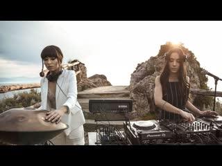Deep House presents:  Giol  & Assia - DiesisLive @Vulcano, Aeolian Islands Handpan Set #liveset@deephouse_top