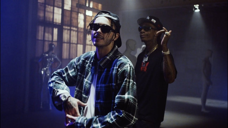 SK8 Omme feat Wiz Khalifa Official Music Video