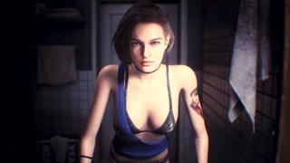 Resident Evil 3 Remake Bad Girl Jill