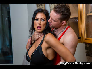 Naughty america big cock bully / reagan foxx & sam shock
