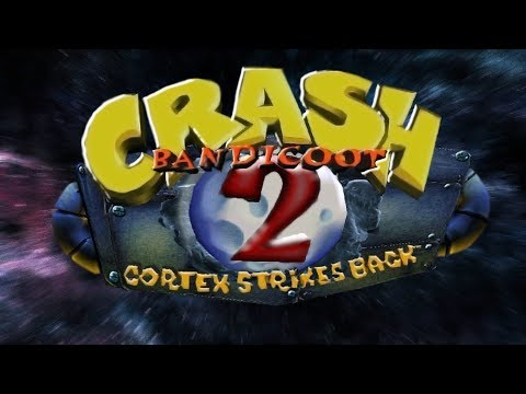 Crash Bandicoot 2: Cortex Strikes Back 100% 6