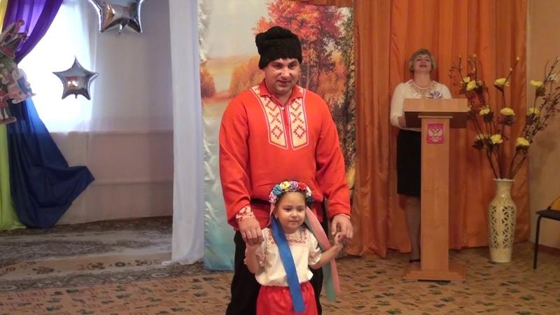 Сюжет от 14.11.2019: Фестиваль национальных культур в детском саду «Светлячок»