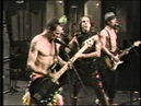 RHCP perform Subway to Venus on Night Music with David Sanborn 1989