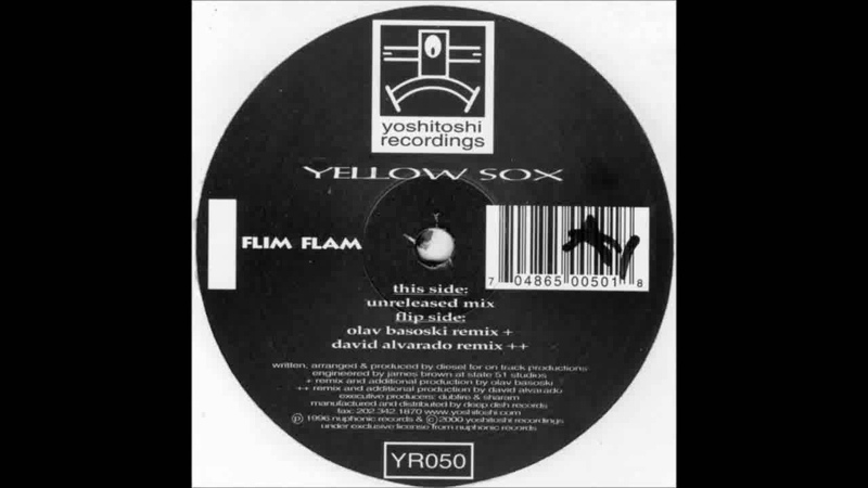 Yellow Sox Flim Flam Unreleased Mix