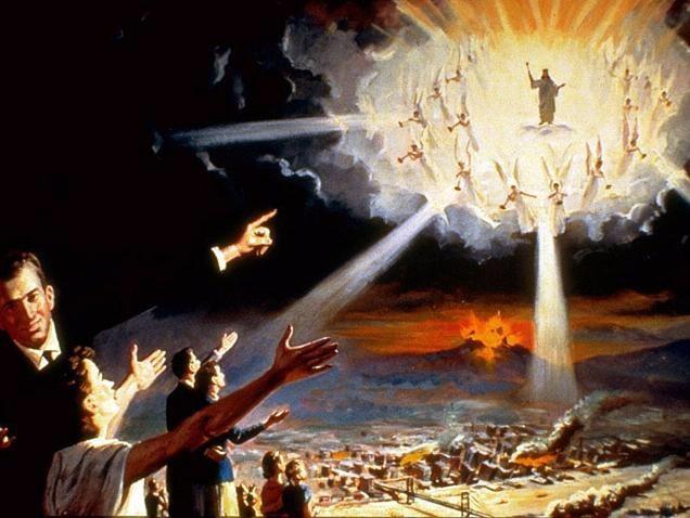 Урок седьмой: Второе пришествие Христа и конец света   ВКонтакте
