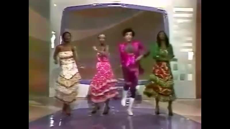Boney M - Bahama Mama (Collaro Show) 1979