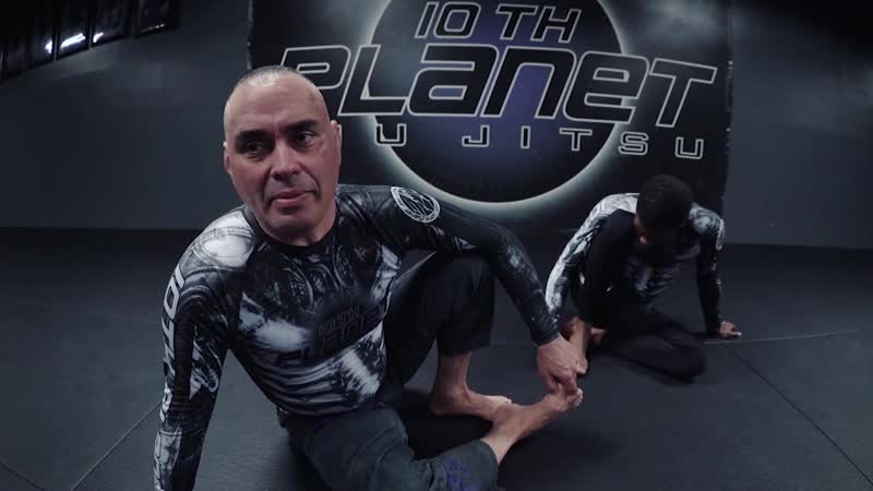 The Ultimate Rubber Guard by Eddie Bravo Vol 4