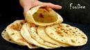 Возьмите ВОДУ, МУКУ и еще 1 ингредиент (БЕЗ дрожжей) ПИТА Лепешки-кармашки для любой начинки!