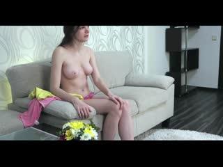Aurore (virgin,close up, masturbation) russian
