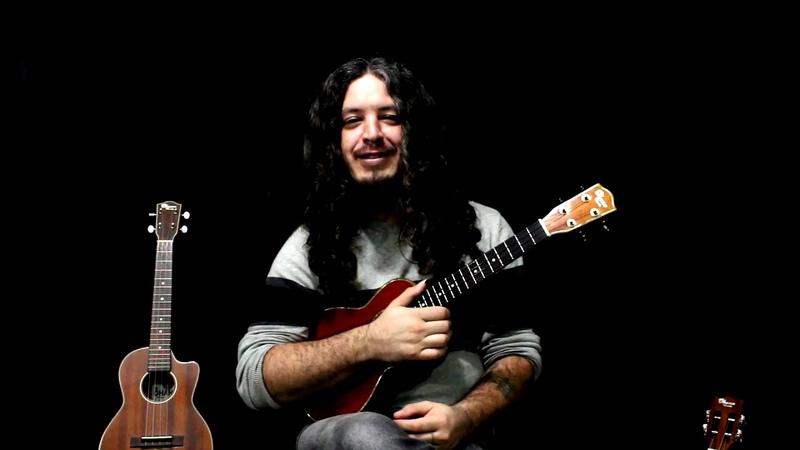 Ukulele Lesson Aloha Oe Instrumental with João Toste Sponsored by Ohana