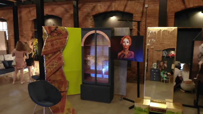 Выставка предметного дизайна и фотографии Теперь меня видно 25 26 июля Арт пространство Винзавод