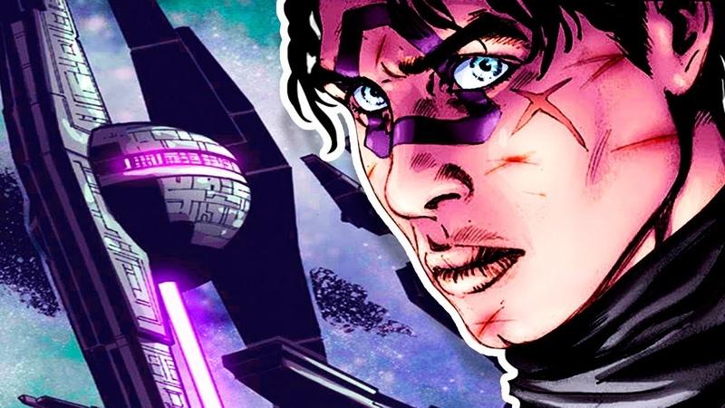 ДЖЕ'ДАЙИ ИЩЕЙКА СИЛЫ против СТРАННИКОВ Звёздные Войны STAR WARS Dark Horse Comics Ч 3