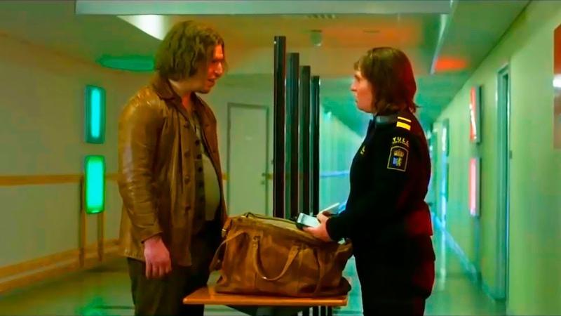 На границе миров - 2018 - драма, триллер, фантастика