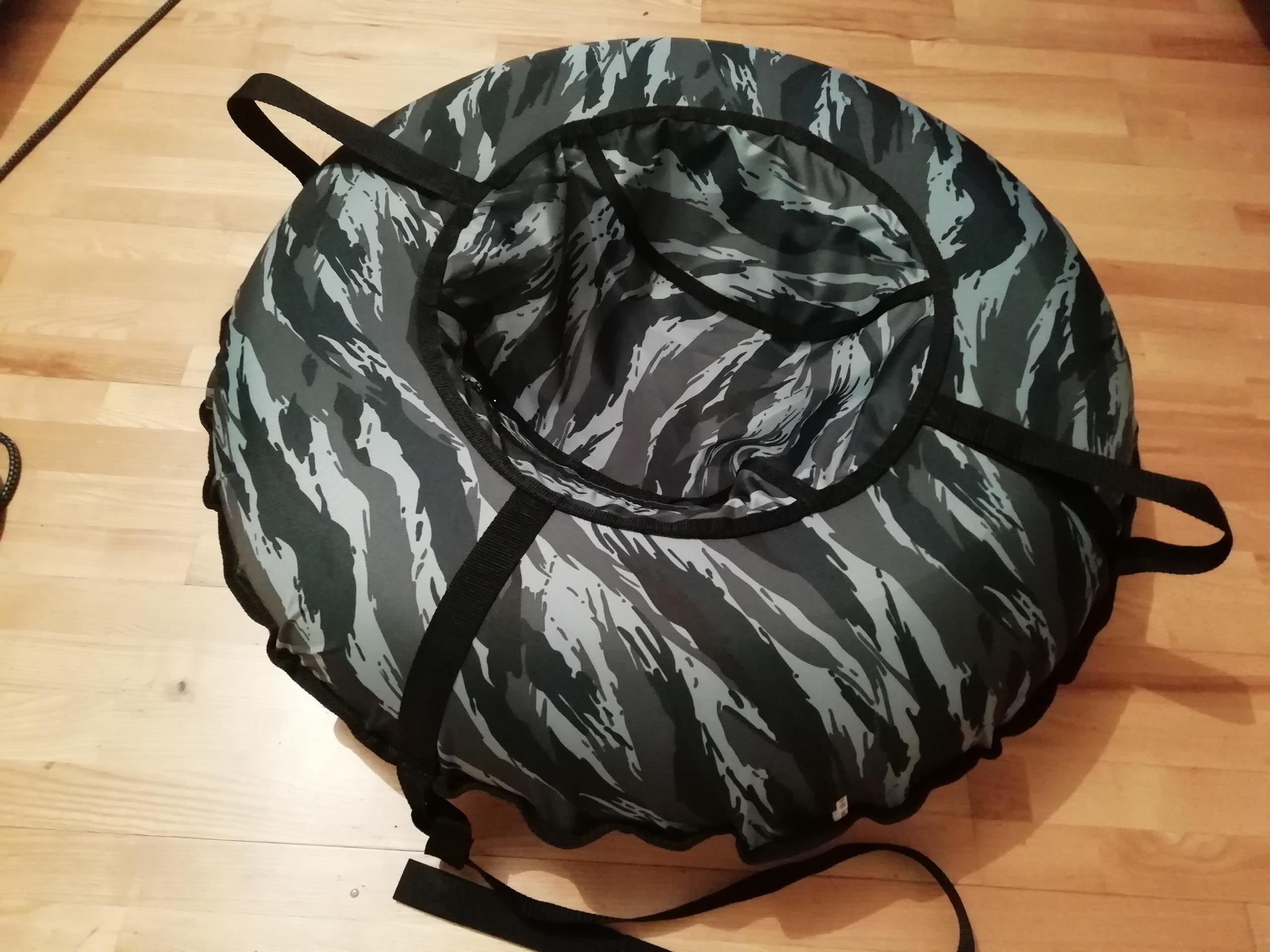 купить санки ватрушку тюбинг сноутьюб подушку плюшку для катания самара