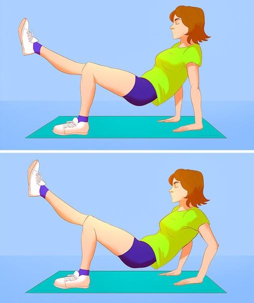 Тренировки для срочного похудения