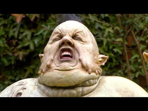 Доктор побеждает Абзорбалоффа HD Любовь и Монстры Доктор Кто