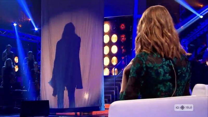En Direct de l'Univers de Céline Dion Medley songs by her Celebrity friends COMPLETE HD