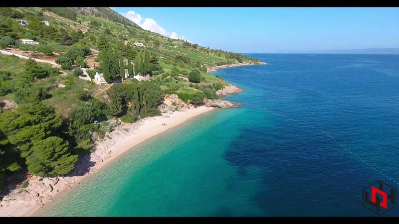 4K Croatia by Drone Brac Island